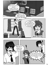 Unusual Page 1 by Sasha-3D