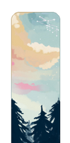divider - painted sunset by sleepweeks