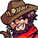 McCree OWL Emote (FTU)