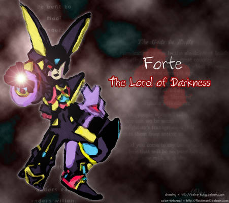 Forte The Lord of Darkness