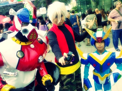 My Cosplay Megaman