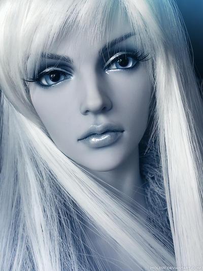 Vengara, the Dark Elf by HoldW