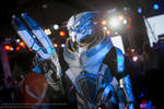 Mass Effect: Garrus Vakarian cosplay