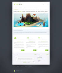 Carey Solutions Wordpress Theme by Bob-Project