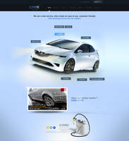 CARE Finland - web booking service for car