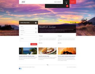 Jordan Sailer Hotels by Bob-Project