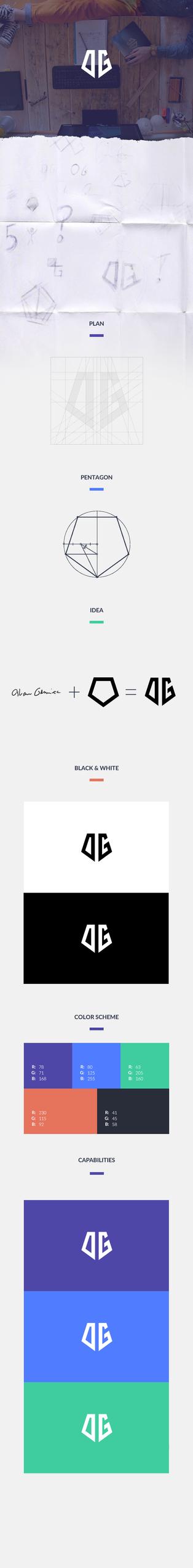 Oskar Gdaniec logo by Bob-Project