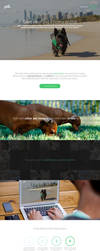 Peti - networking site for pets by Bob-Project