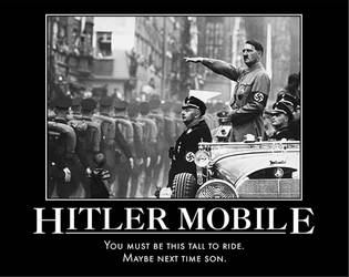 Hitler Mobile by Harlequin-Ink