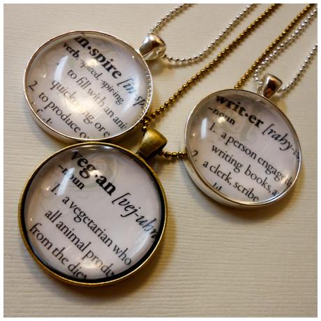 Dictionary word pendants by cellsdividing on deviantart dictionary word pendants by cellsdividing aloadofball Choice Image