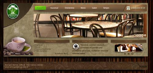 Emirgan Cafe by emrescr