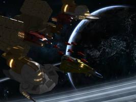Union Taskforce by Xolarix
