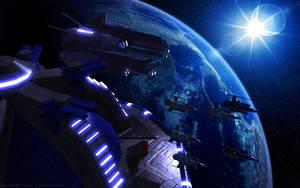 Federation Taskforce by Xolarix