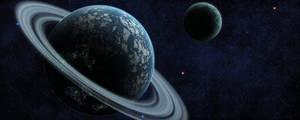 New Saturn by Xolarix