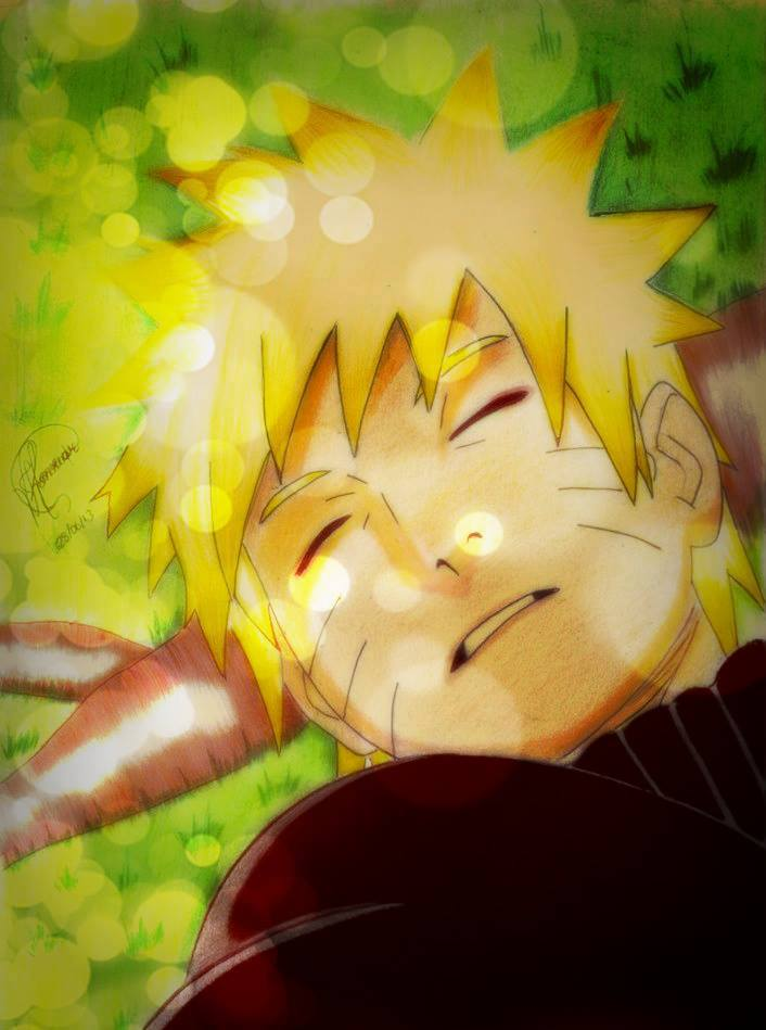 Naruto's Rest by Ronstadt