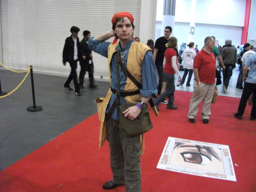 Dragon Quest 8 Cosplay