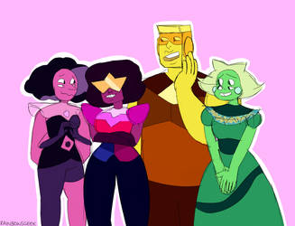 Love Squad by RainbowsGeek