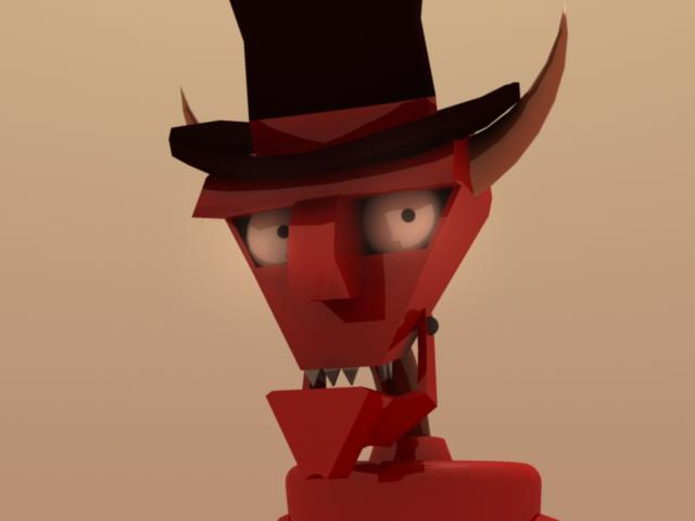 futurama robot devil by justjoeaverage on deviantART