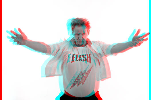 (3D Project 2) Flash Gordon