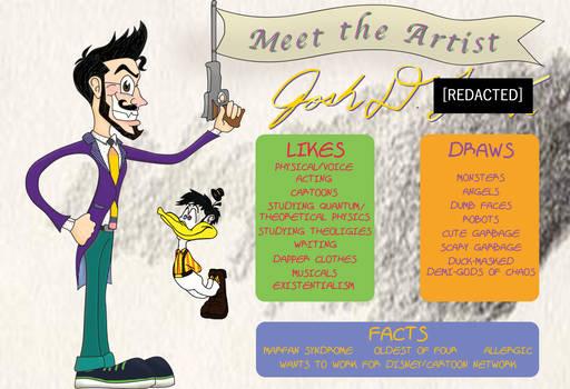 ''Meet the Artist'' Project