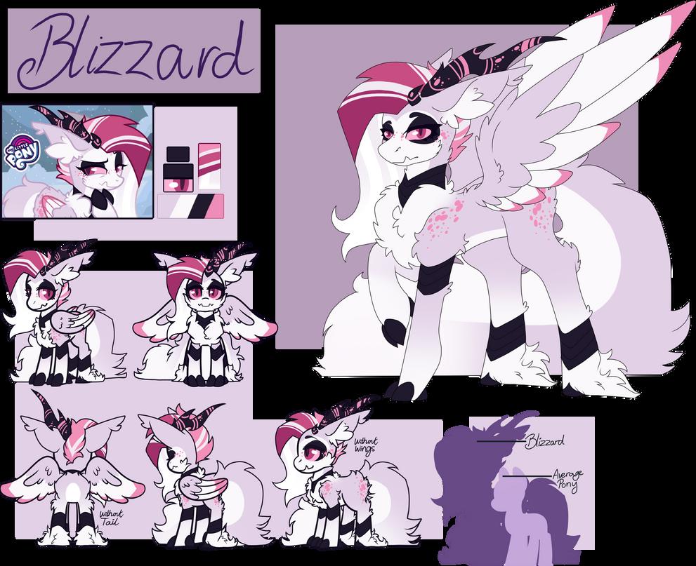 Blizzard Queen  2021   REF