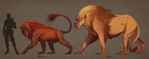 Fantasy Animals VOL II