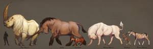 Fantasy Animals VOL III
