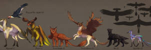Fantasy Animals VOL V (non-canon)
