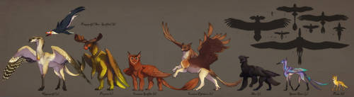 Fantasy Animals VOL V