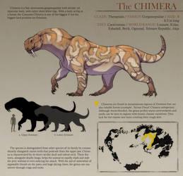 Fantasy Animals - Chimera