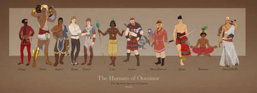 Humans of Oominor