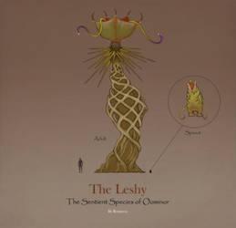 Fantasy Race: The Leshy