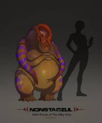 Alien Race - NONSTAGZUL