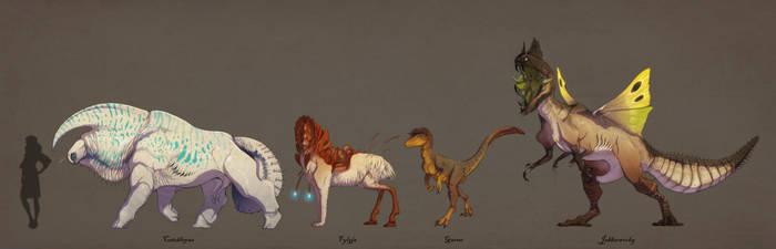 Fantasy Animals VOL VII