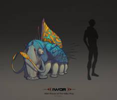 Alien Race - IWOR