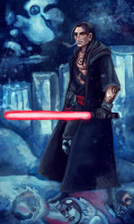Sith lord Hanzo by BAKAFOOLS