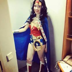 Wonder Woman by Rigetzu