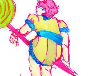 Trickster jane sketch