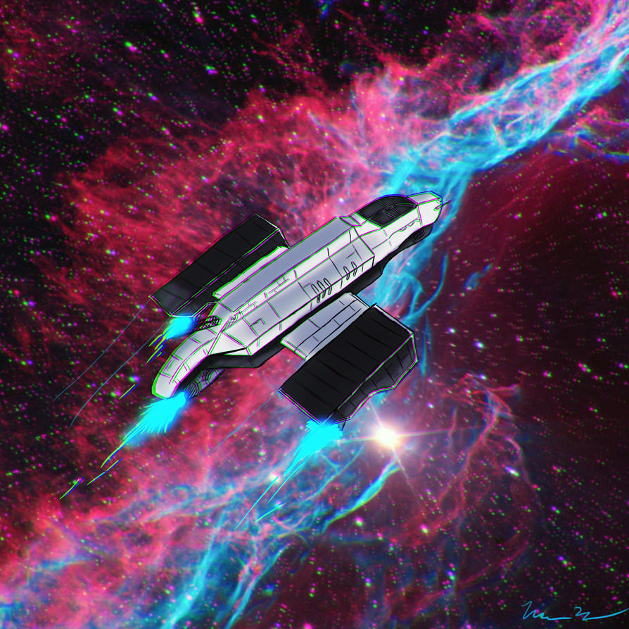 SpaceShip! by EOTB