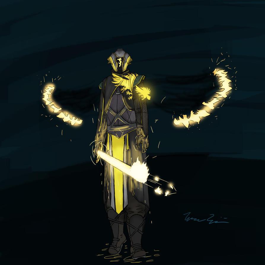 Warlock D2 by EOTB