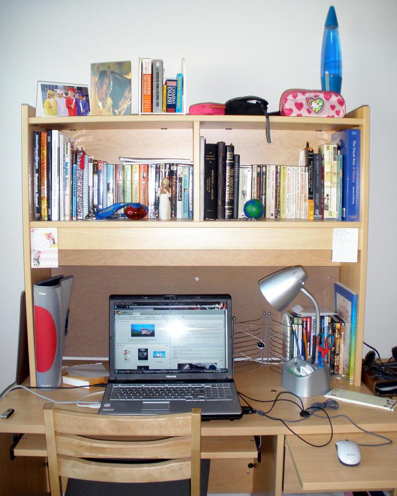 University Desk by Mosflow