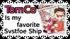 Star Vs Ship Stamp: Tomco by Jess-the-vampire