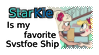 Star Vs Ship Stamp: Starkie by Jess-the-vampire