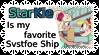 Star Vs Ship Stamp: Starkie by Jess-the-vampire