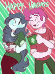 Happy Holidays From the Ask Blog by Jess-the-vampire