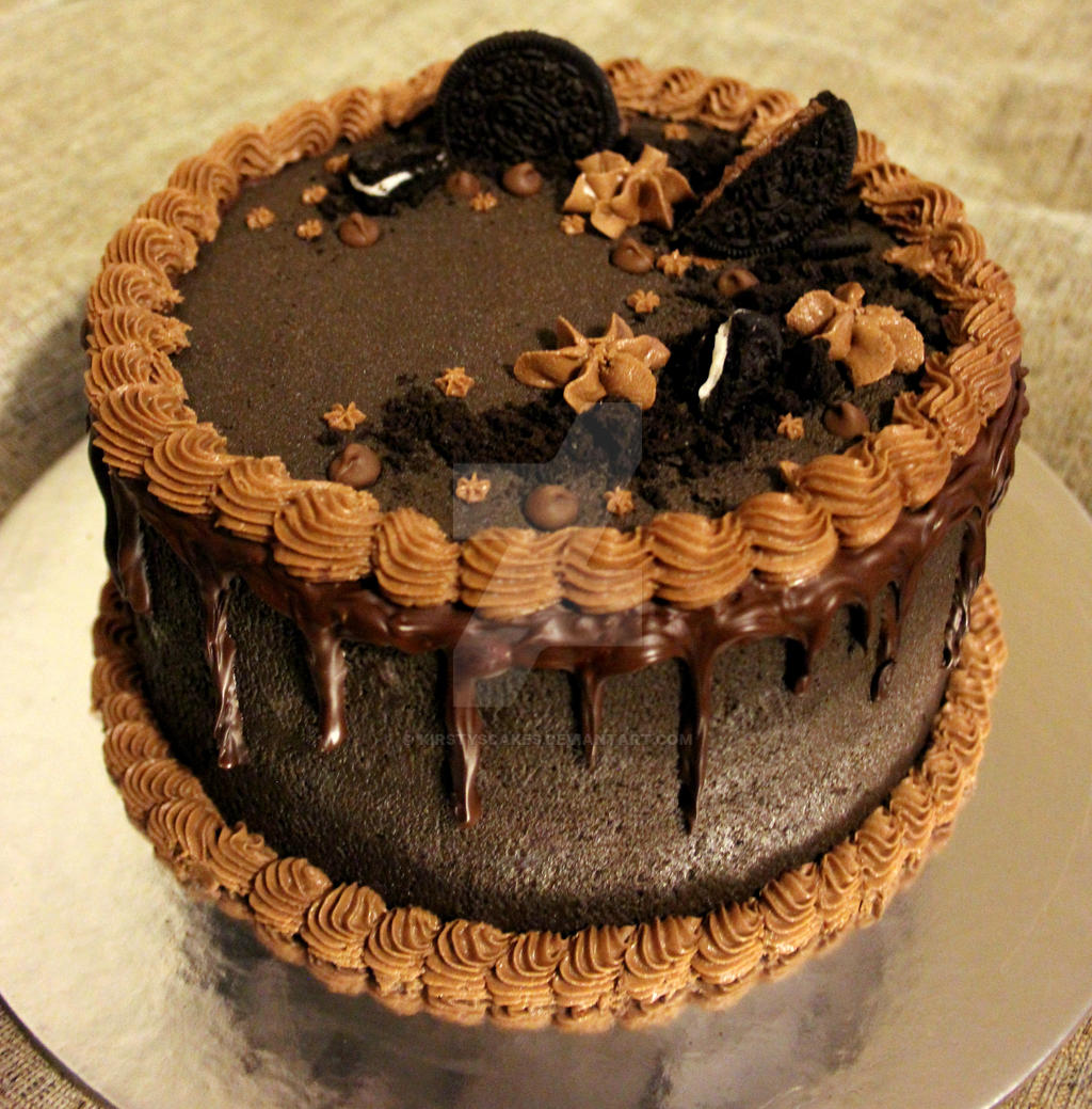 Cake Art South Penrith : Oreo Cake by KirstysCakes on DeviantArt
