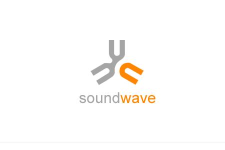 SoundWave Logotype by prld