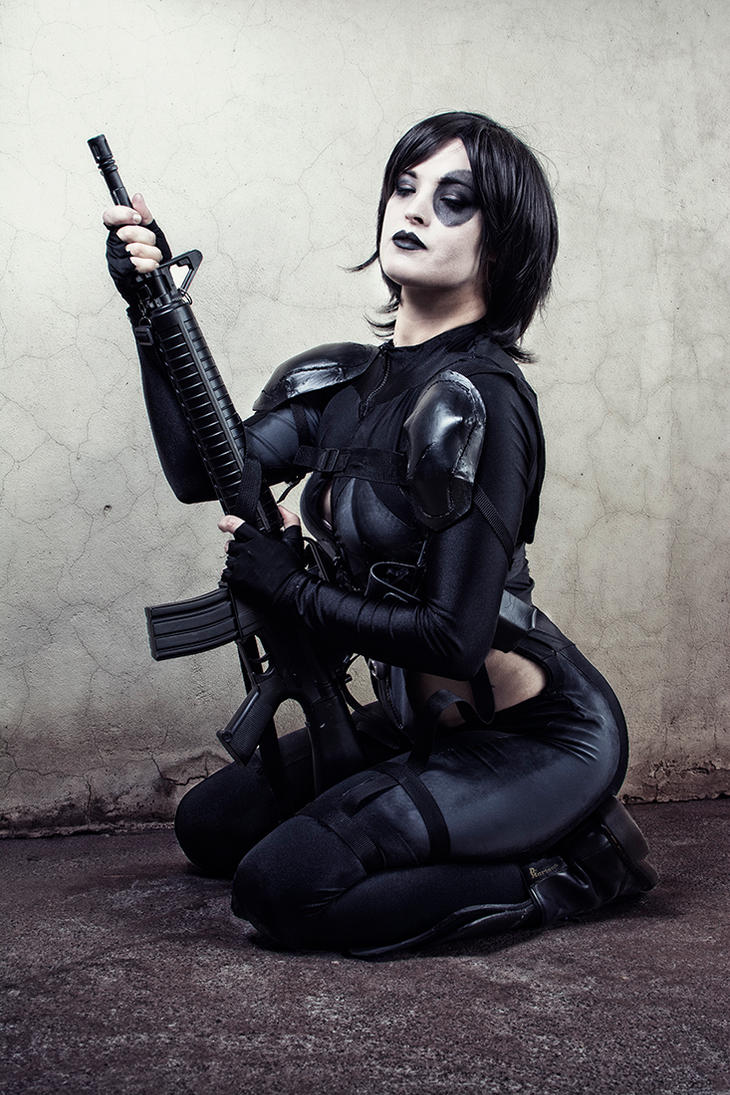 Domino - Deadpool the game [Photography] by GiantShev on ...