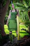 Pool Party Soraka (the Banana Queen) [Photography]