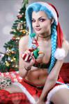Christmas Jinx - League of Legends [cosplay]